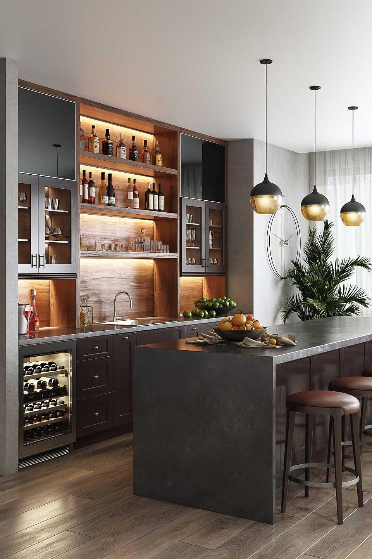 Designer Custom Kitchen Cabinets London Ontario - TK Kitchen & Cabinets