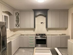 TK kitchens vanities completed projects