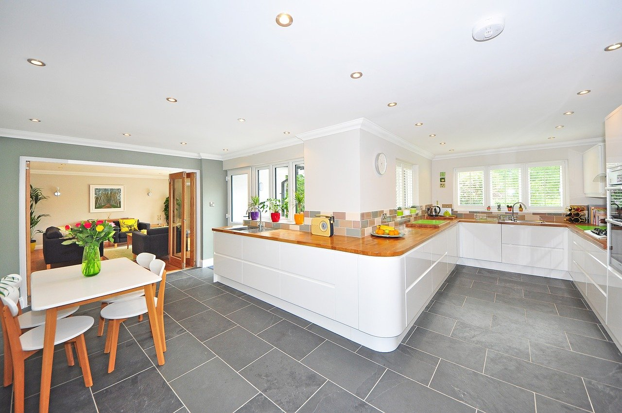 Kitchen Countertops – why are they hard to ignore