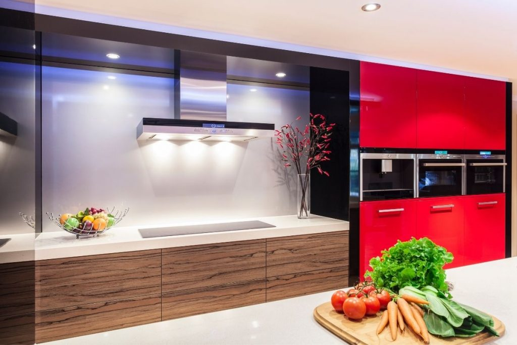 lighting for a kitchen